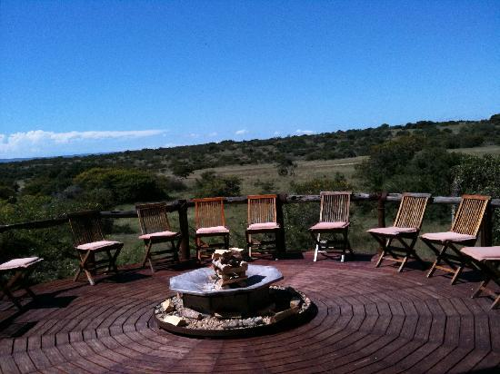 Bush Lodge - Amakhala Game Reserve: Bush Lodge