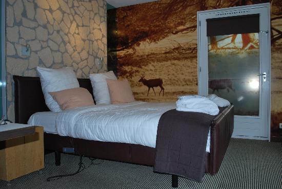 Hotel de Sterrenberg: de Heide (kamer)
