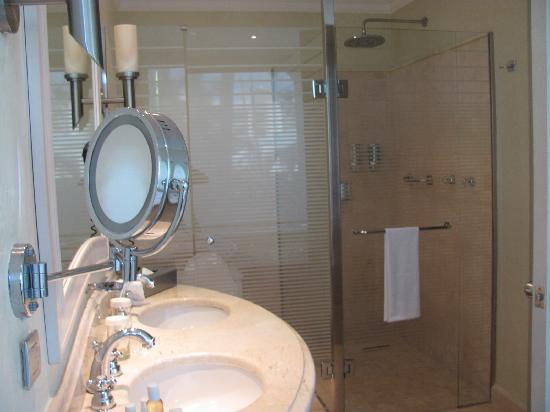 Iberostar Grand Hotel Bavaro: looking back with the tub behind me