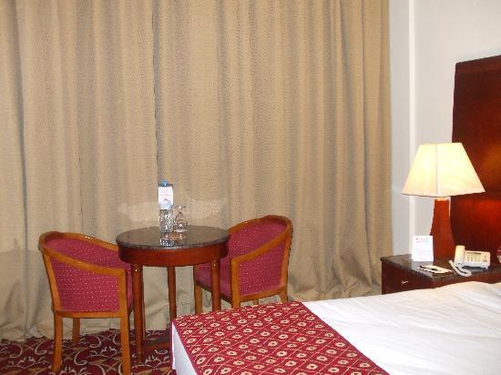 Ramee Rose Hotel : Room