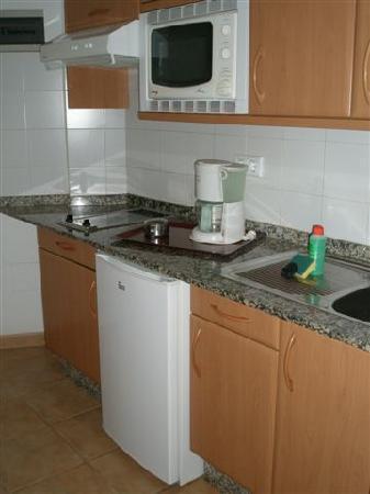 Monte Feliz: Kitchen