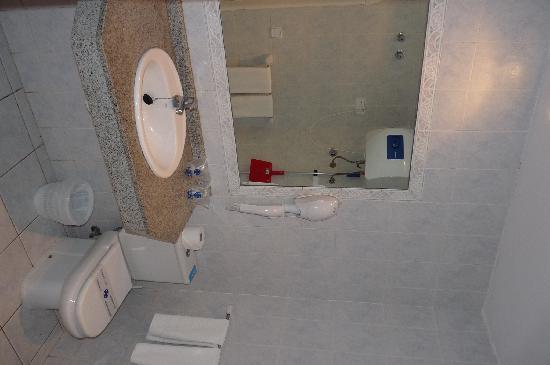Monte Feliz: Bathroom