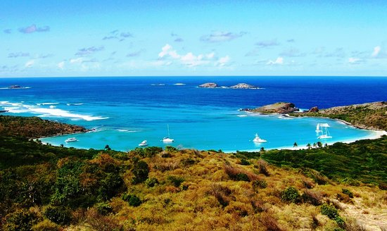 Pez-Vela Catamaran : Tortuga Bay from Calibrita Lighthouse