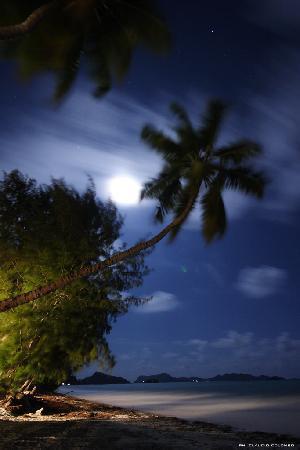 Hotel Cote D'Or: veduta notturna