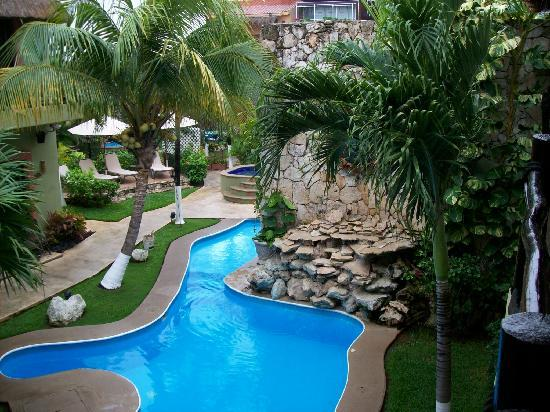Aventura Mexicana: A very from our room