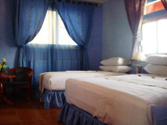 Dar-Tlidjene: suite bleue