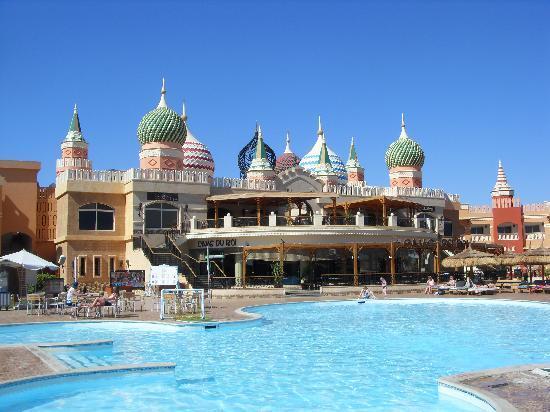 Aqua Blu Sharm: Main restaurant