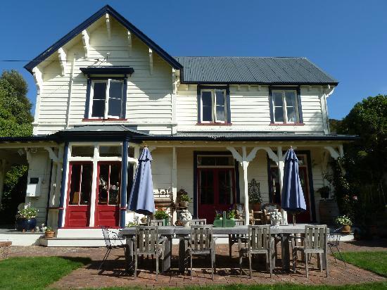 Beaufort House Akaroa: Wilderness House