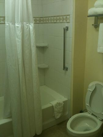 Staybridge Suites Albuquerque - Airport: Bathroom