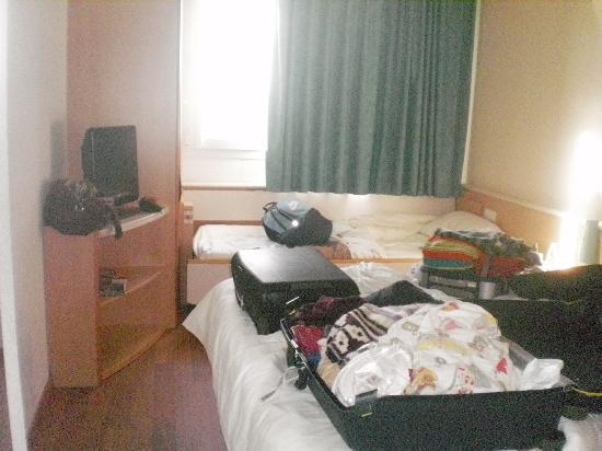 Hotel ibis Malaga Aeropuerto Avenida Velazquez: Habitación