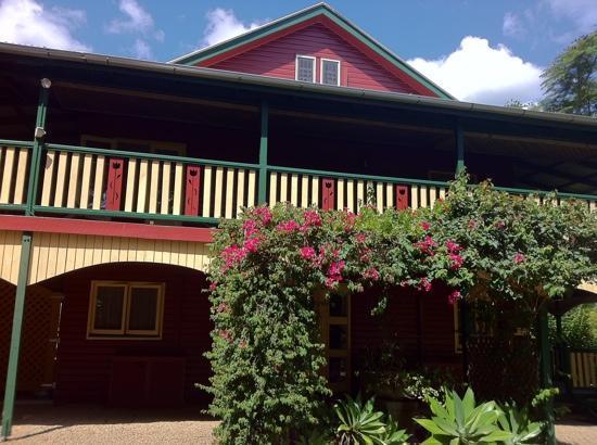 Eerwah Vale, Australie : musavale lodge