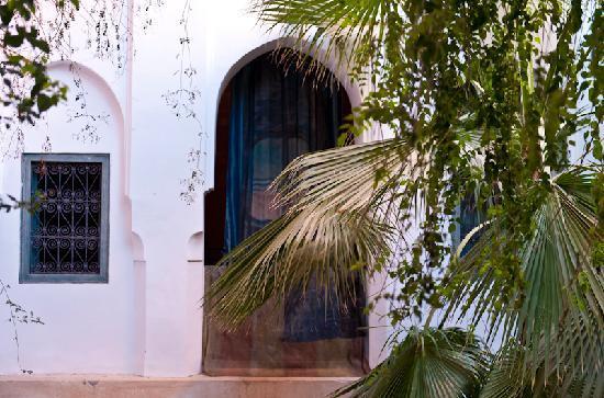 Dar Malak: Vue d'intérieur