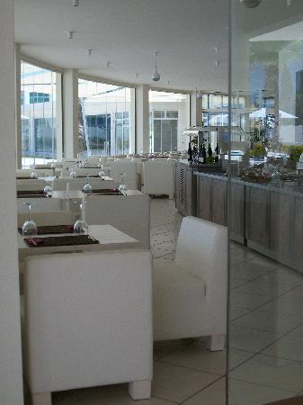 CLC Apollonium Spa & Beach : teh restaurant