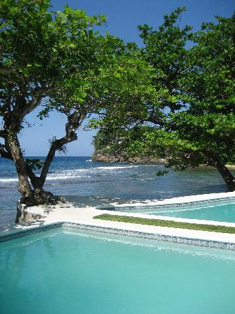 The Resort at Wilks Bay: Private beach