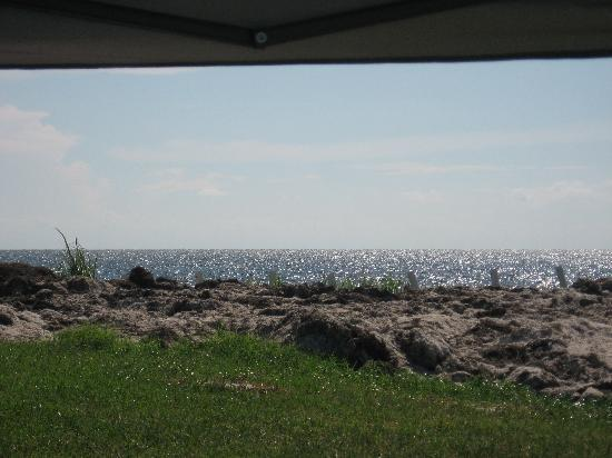 Fort Island Gulf Beach: August 2009 Trip