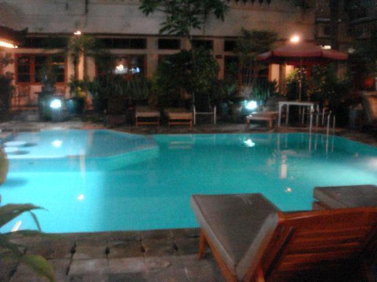 Rosani Hotel : ホテルのプール
