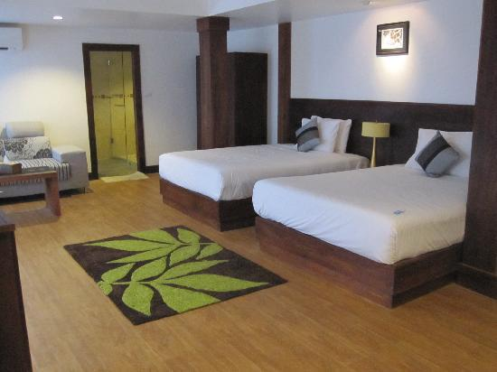 Arissara House: Room