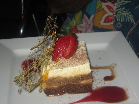 Sorrento Restaurant and Bar: Tiramisu