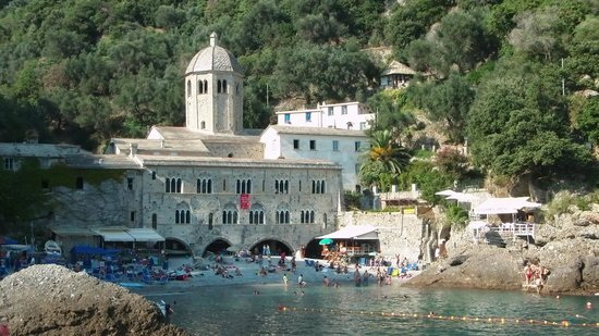 Recco, Ιταλία: San Fruttuoso