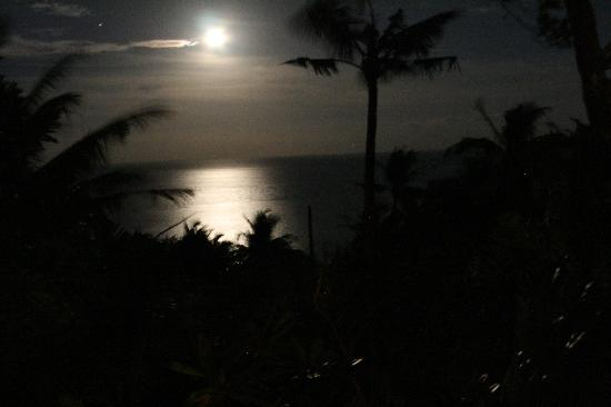 Boracay Private Mt. Casitas Villa: Moonrise
