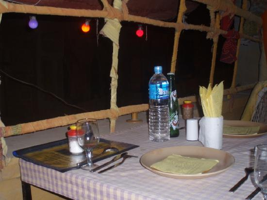 Chapati Express: Night view