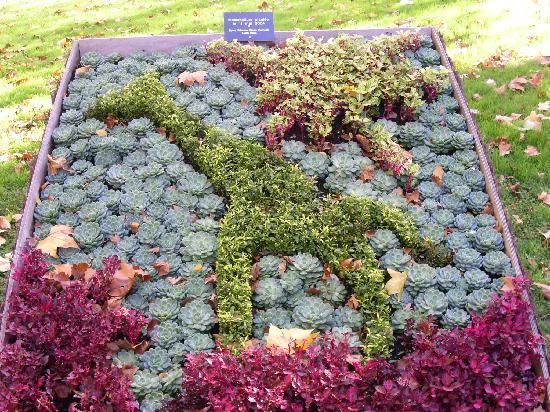 Λυών, Γαλλία: Parc de fleur parc de lyon