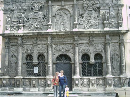 Lviv, Ukraine: Old Building