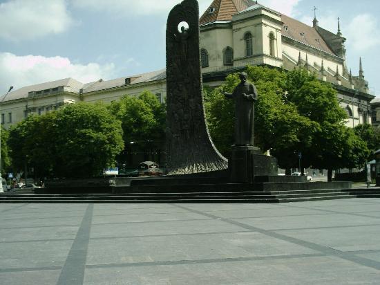 Lviv, Ukraine: Main Square