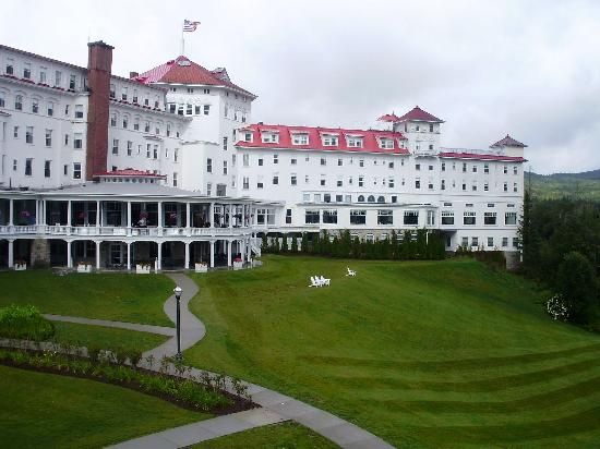 Bretton Woods, Nueva Hampshire: Esterno Mount Washington Resort