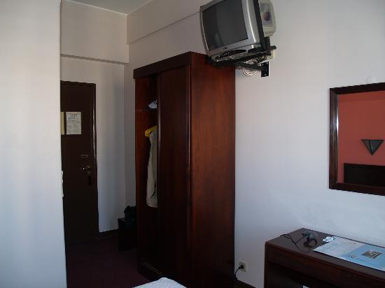 Residencial Horizonte: Nochmals das Zimmer