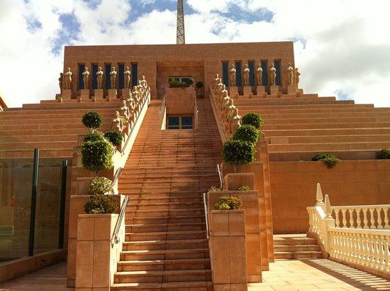 Piramide de Arona: Piramida de Arona