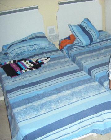 Balco Harmony Hostel: Letti nella stanza