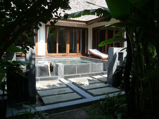 Zara Beach Resort: arrivée au bungalow