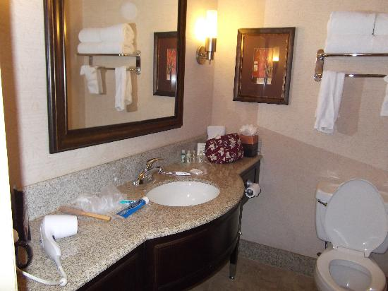 Holiday Inn San Diego - La Mesa: bathroom