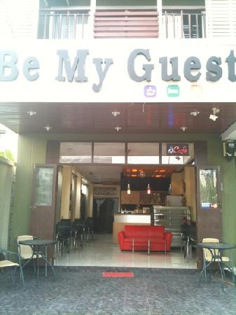 Be My Guest Boutique Hotel : kata hotel