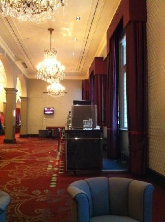 Concertgebouw: cafe bar