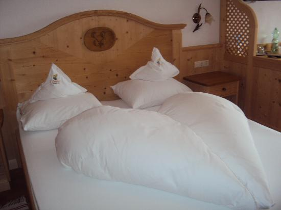Hotel Tratterhof: camera