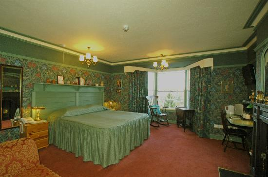 Bron-y-Graig: Room 2 (Double or Twin with river view)