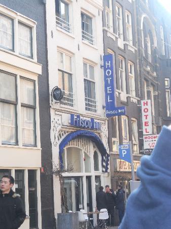 Frisco Inn Bar Hotel: The Hotel!!