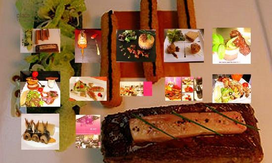 O VIP Restaurant : Divers plats  Ô.VIP