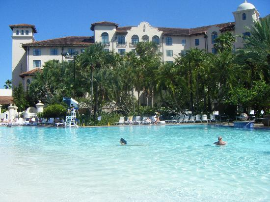 The Beautiful Pool Picture Of Hard Rock Hotel At Universal Orlando Orlando Tripadvisor