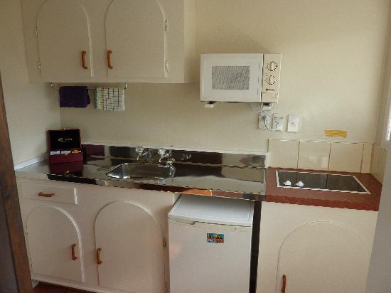 Casa Bella Motel: La cuisine