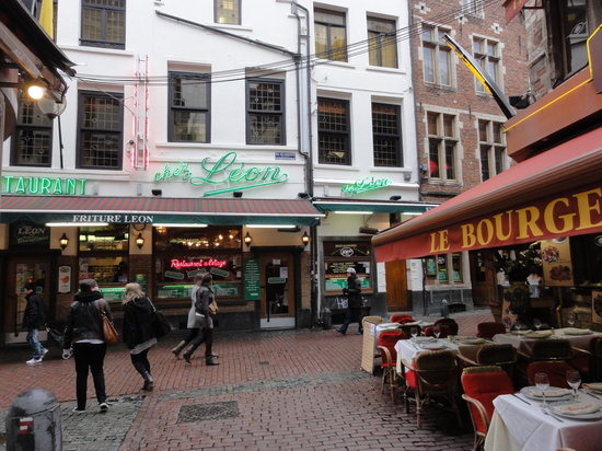Chez Leon Brussels Restaurant Reviews Phone Number