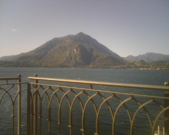 Varenna, Italia: vista Menaggio
