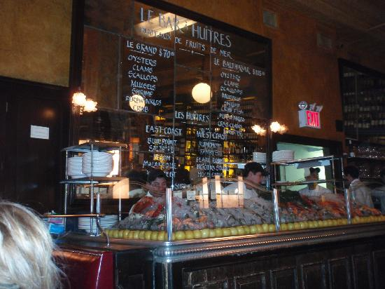 Balthazar restaurant picture of balthazar new york city for Balthazar reservations