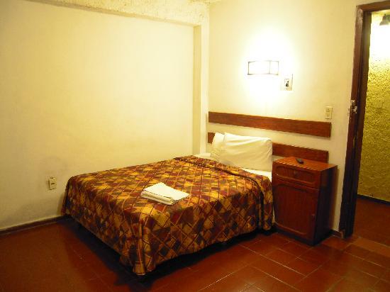 Hotel Alux Cancun : la chambre