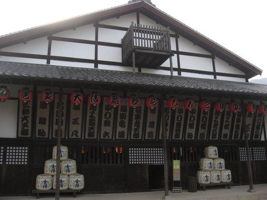 Former Konpira Old Theater Kanamaruza: 金丸座外観