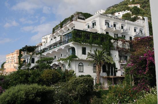 Santa Caterina Hotel : L' hotel