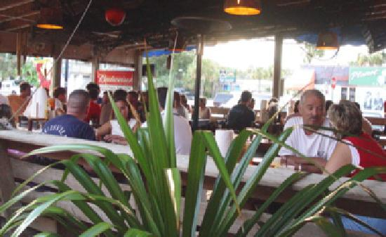 "Folly Beach Crab Shack: When you get to the Shack on Folly, just tell the staff that you ""know"" Ron, and you'll get the"