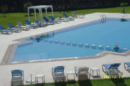 Moussafir Essaouira Hotel: Vista piscina